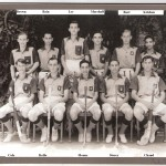 BCS Field Hockey Team 1942