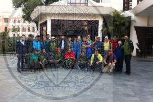 International Mt. Everest Expedition 2015