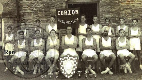 Curzon sports 1945